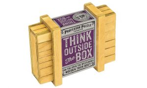 Top Elementary School Graduations Gifts: Think Outside the Box puzzle box