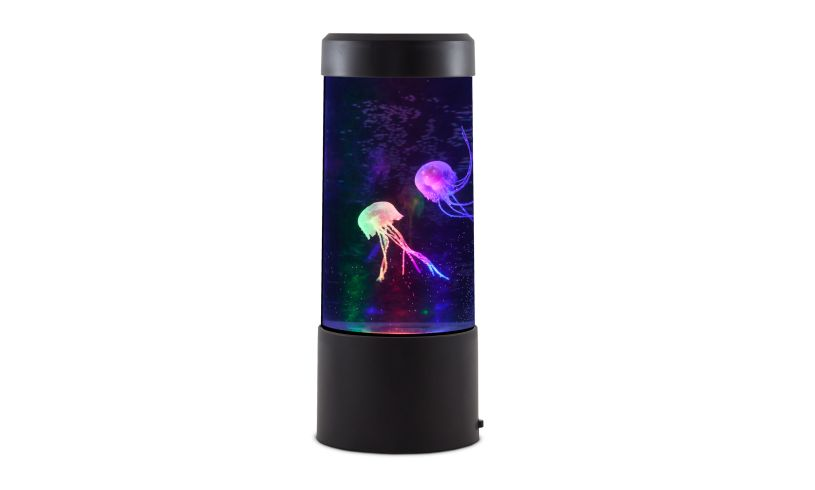 unique middle school graduation gifts - the Jellyfish Tank Mood Light
