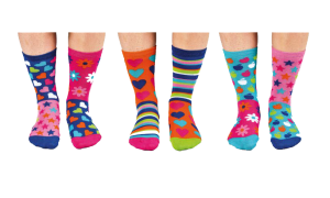 Funky Socks - back to school in style!