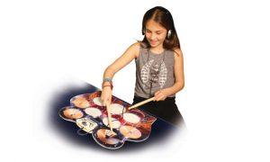 Flexible Roll-Up Drum Kit