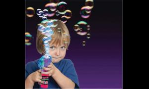 light up bubbleizer the light up bubble blaster