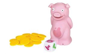stinky pig game, pass him before he flatulates