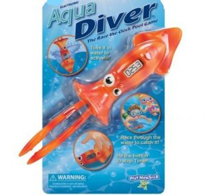 Aqua Diver - the coolest pool toy of 2019