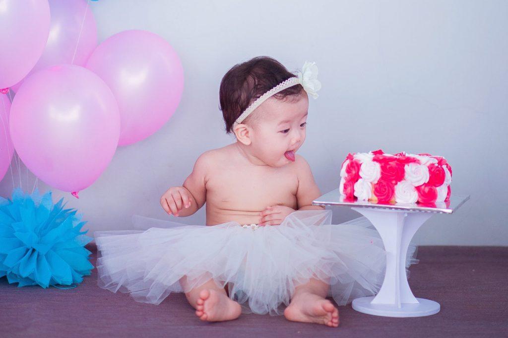 Baby cake - courtesy Pixabay.com