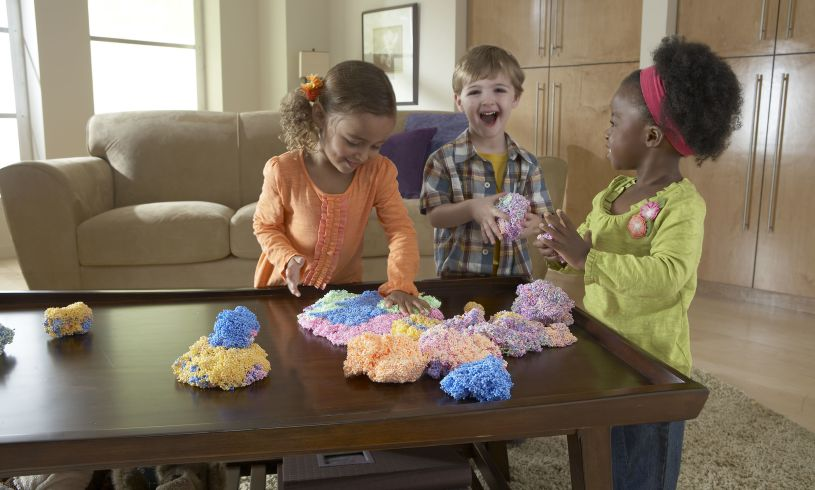 Play Foam 20-pack - fun activity for your next birthday, mess-free!